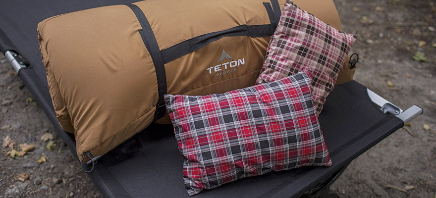 Best Camping Cot Sleeping Bag