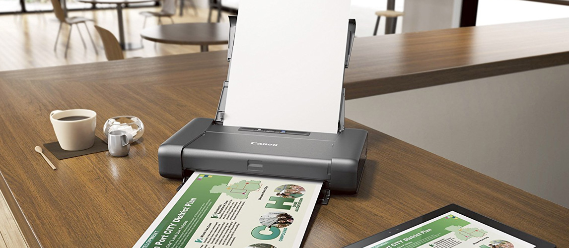 huge selection of 1d0bd e71e9 10 Best Portable Printers (Review) in 2019