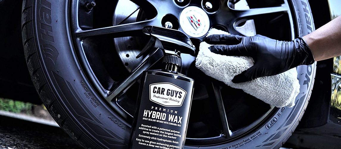 11 Best Car Waxes Of 2019 Buying Guide Gear Hungry