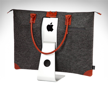 lavolta carrying case bag for apple imac gearhungry. Black Bedroom Furniture Sets. Home Design Ideas
