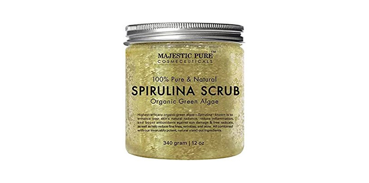 organic scrub