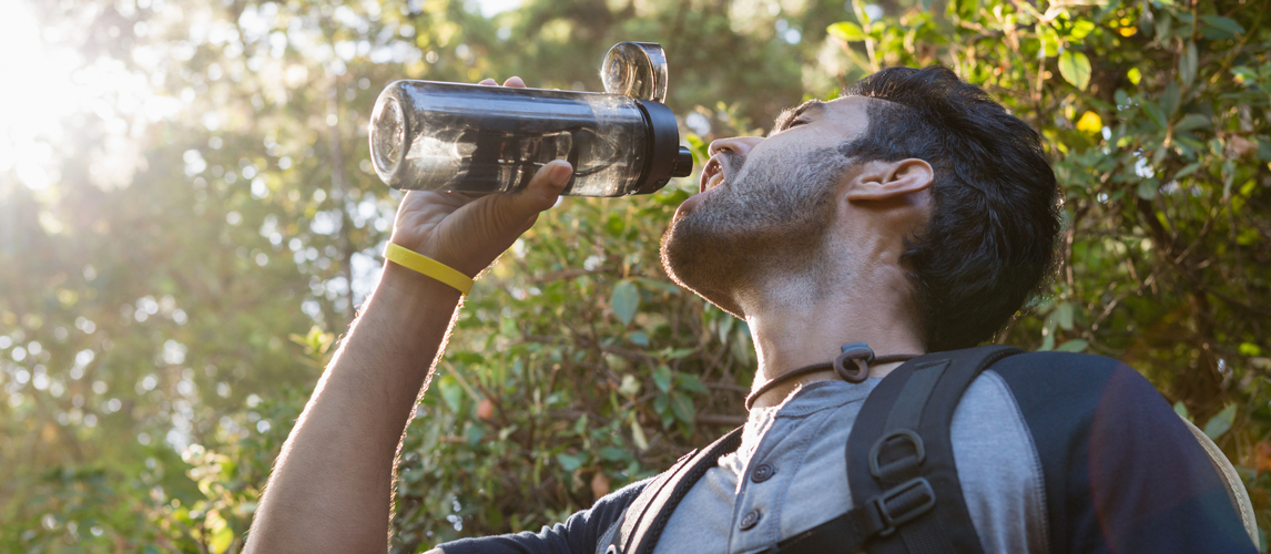 Stay Hydrated for Hiking