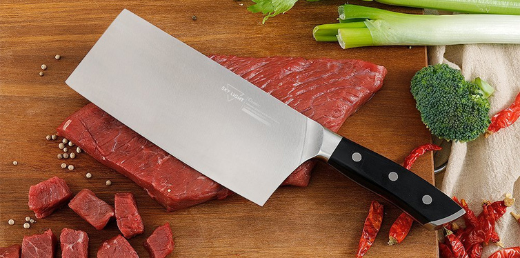 meat cleavers