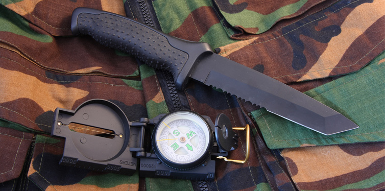 tactical knife