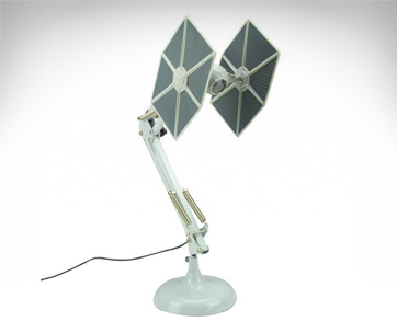 Tie Fighter Anglepoise Desk Lamp Gear Hungry