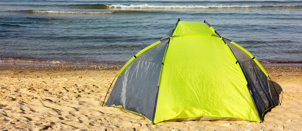 factory authentic 2f1ab bc1b3 12 Best Beach Tents in 2019 [Buying Guide] – Gear Hungry