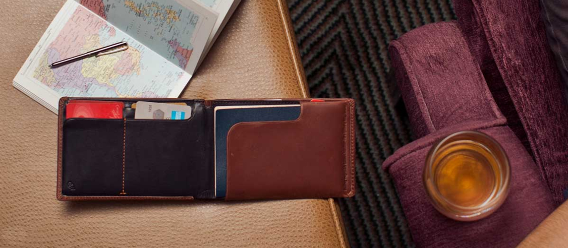 b508c1cd64c9f2 9 Best Passport Holders for Men (Review) in 2019. GDTK Leather Passport  Wallet