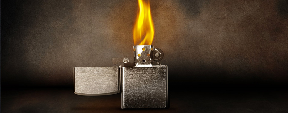 cool zippo lighters