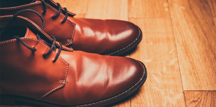 shinning shoes