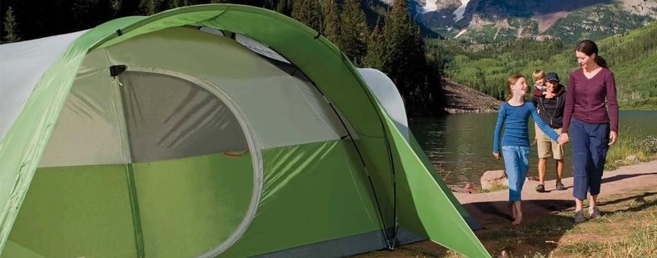 best-coleman-tents