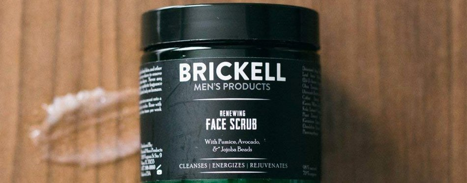 best exfoliators for men