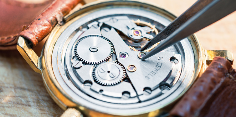 3 Types Of Watch Movements