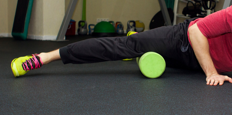 5 Foam Rolling Moves You Need To Be Doing