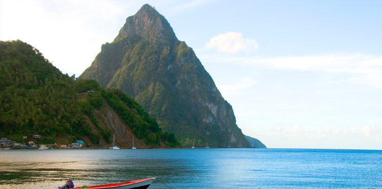 Anse Chastanet Resort, Jade Mountain, St. Lucia