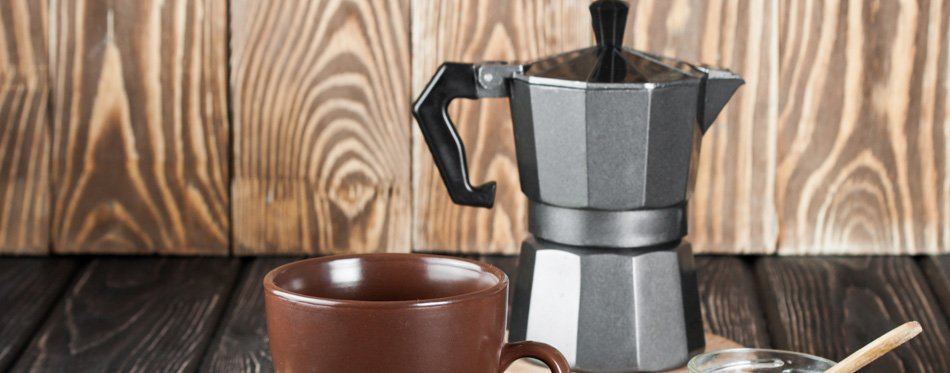 stainless coffee percolator