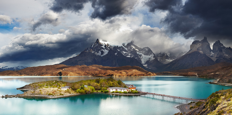 Explora Hotel Salto Chico in Patagonia