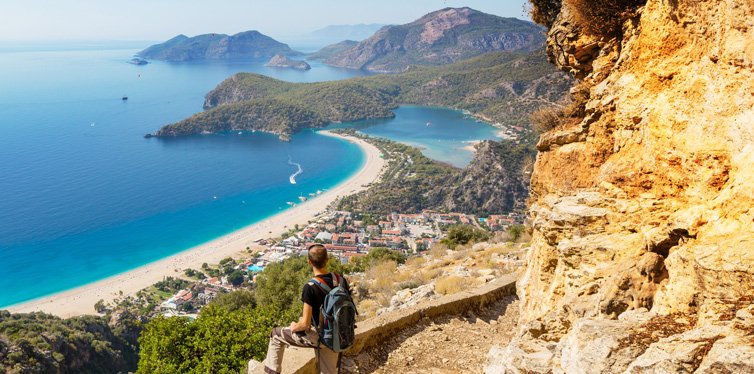 Lycian Way Coastal Walk (Turkey)