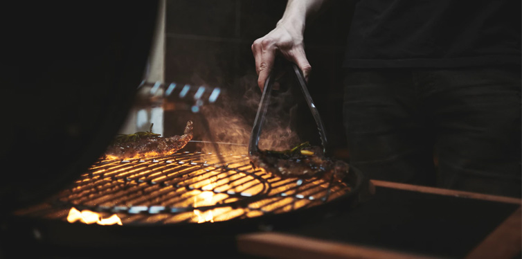 The Expert Guide to Cooking over Coals
