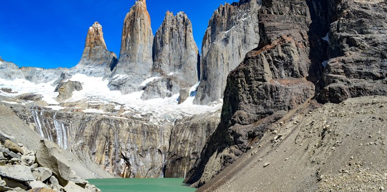 Torres del Paine 'W' Circuit (Chile)