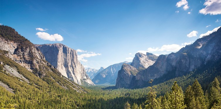 Yosemite Grand Traverse (USA)