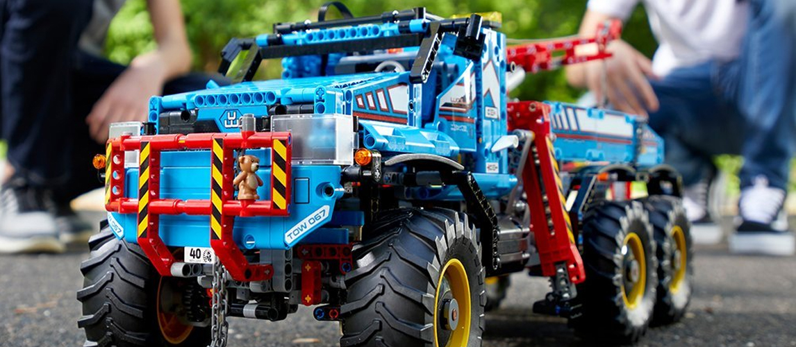 15 Best Lego Technic Sets In 2019 Buying Guide Gear Hungry