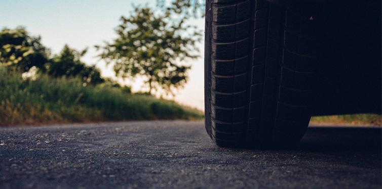 car tyre