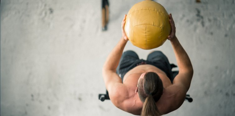 exercises you can do with medicine balls