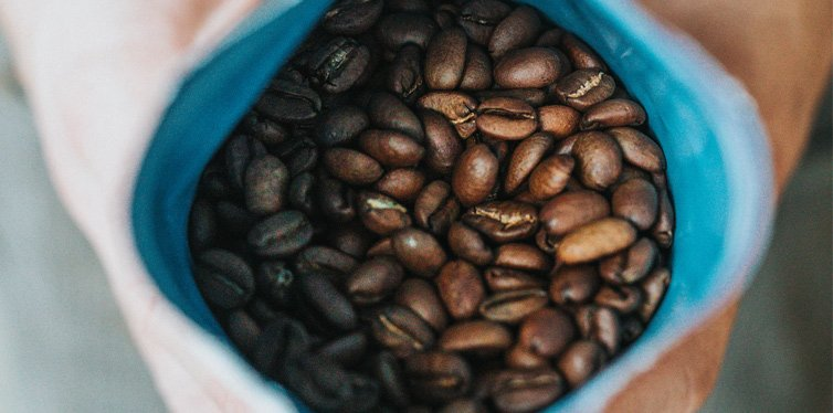 how to store coffee beans correctly