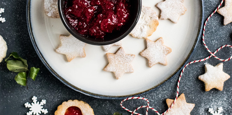 cookies with jam