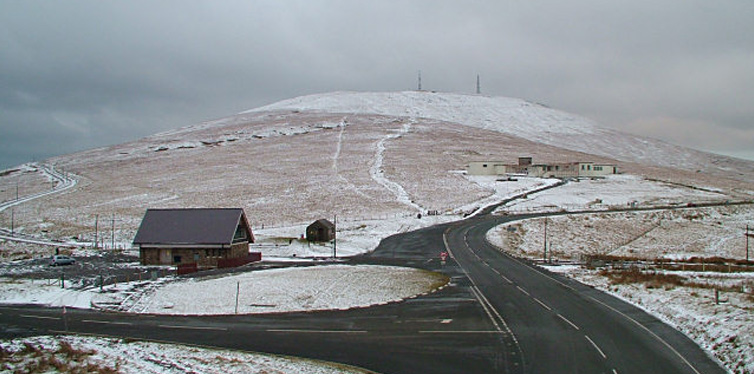 Snaefell Mountain Road, Isle of Man