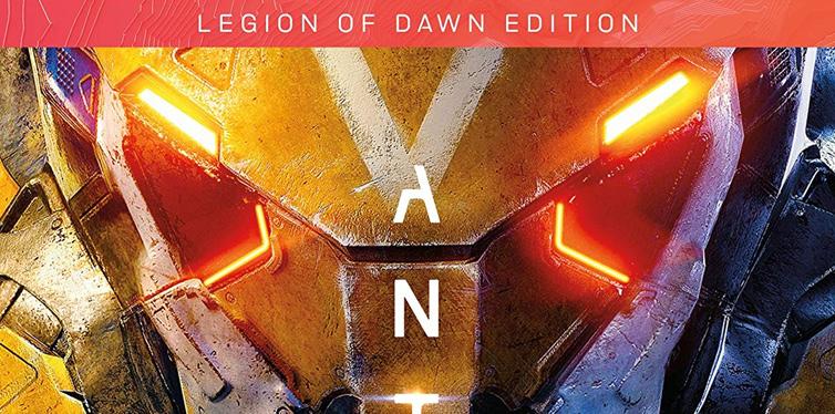 anthem - legion of dawn