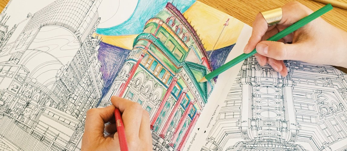 11 Best Adult Coloring Books In 2018