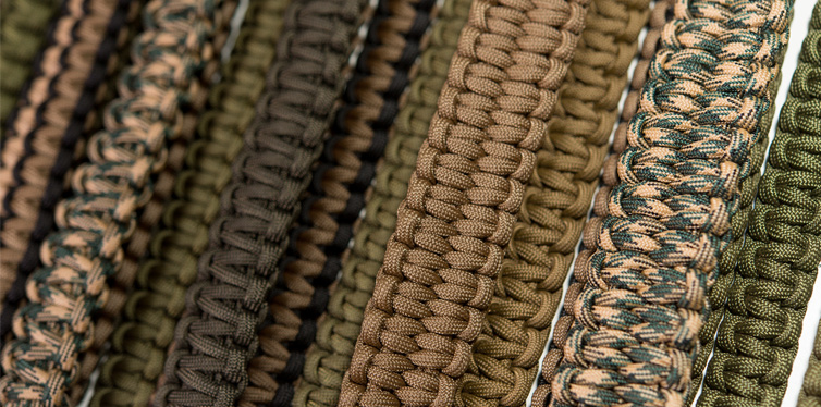 paracord ropes