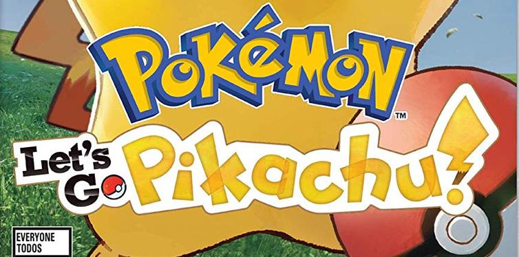 pokemon let's go, pikachu!