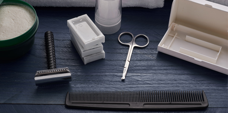 shaving and hair priducts