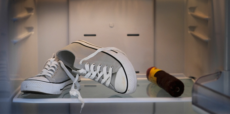 tricks to keep your shoes smelling fresh