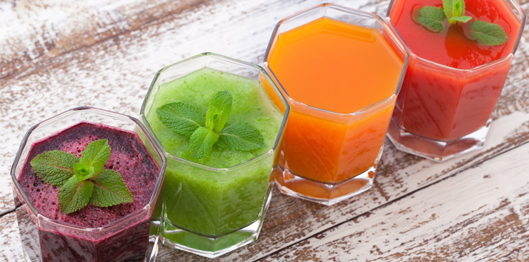 vegetable juices