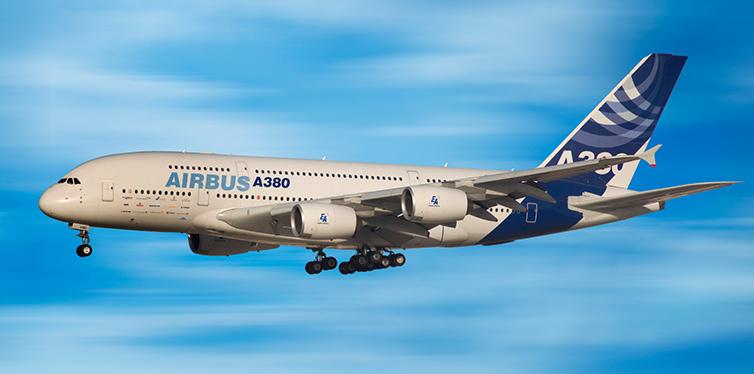 Airbus 380 Custom Jet