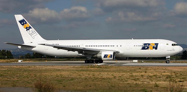 Boeing 767-33A