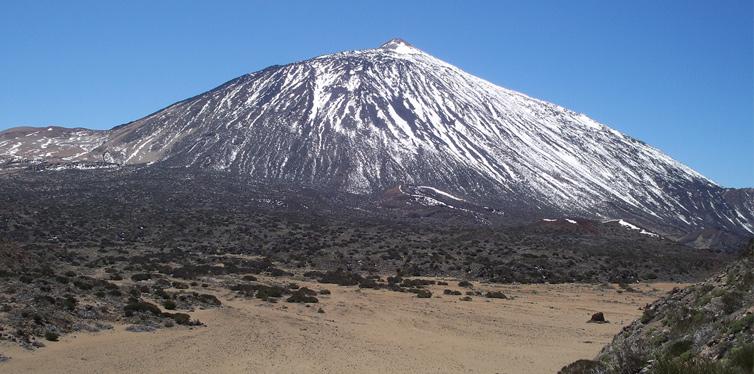 Mount Teide, Spain