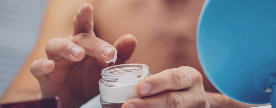 best anti-aging products for men