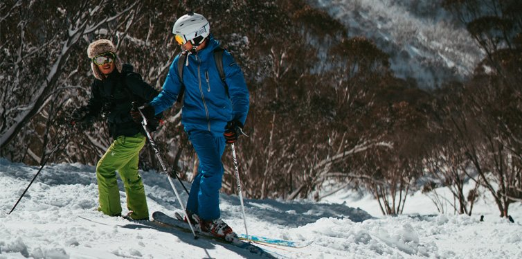 ways to stay safe on the slopes