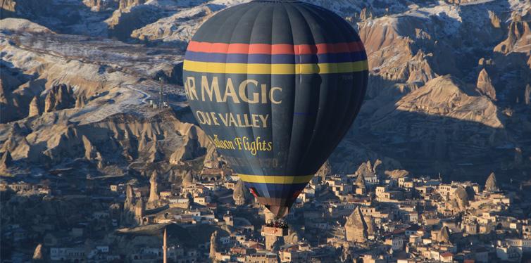 Air Balloon Ride