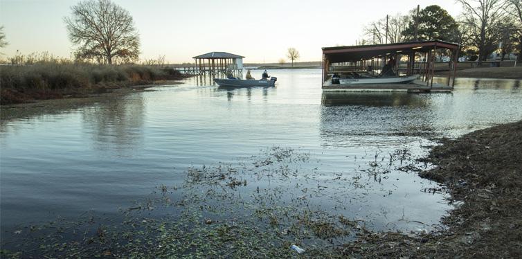 Lake Fork Reservoir, Texas