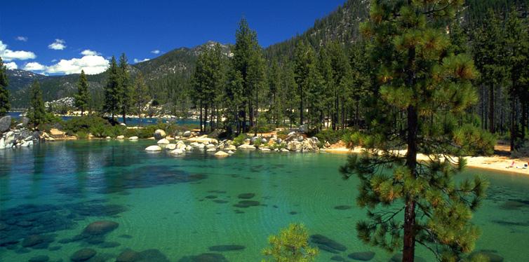 Lake Tahoe, California & Nevada