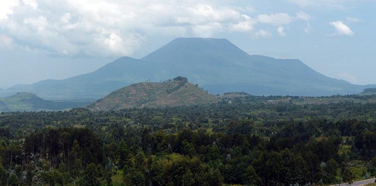 Mount Nyiragongo, Democratic Republic of Congo