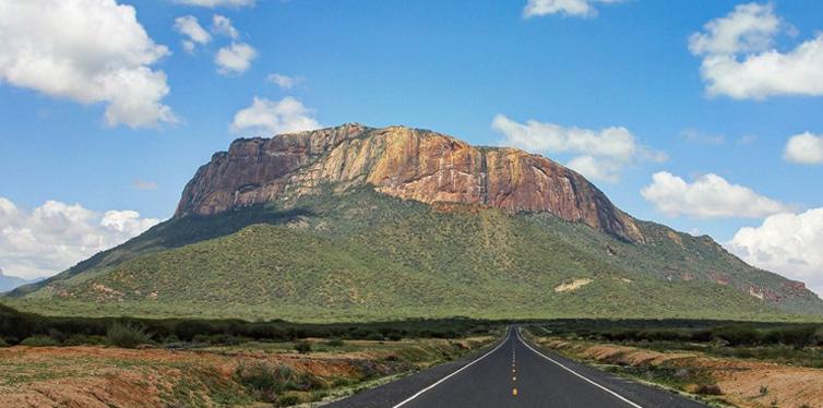 Mount Ololokwe, Kenya
