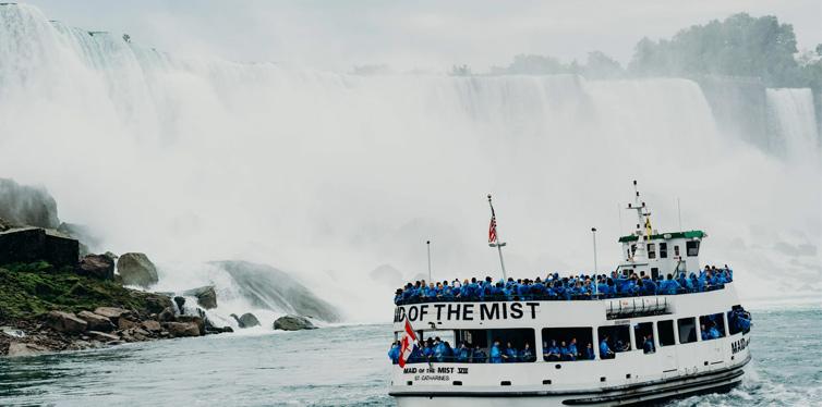 Niagara Gorge, Niagara Falls
