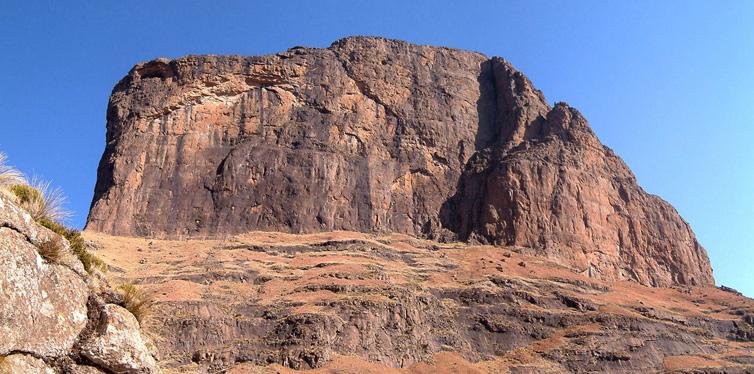 Sentinel Peak, South Africa