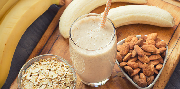 Spicy Banana Smoothie